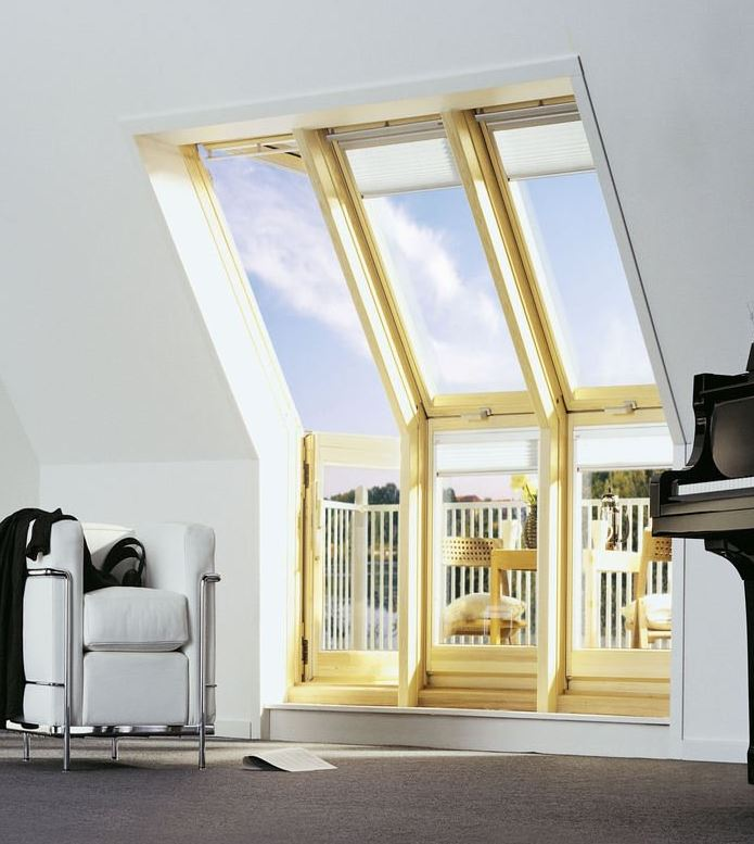 Brighten Up Your Projects With Velux From Lb Roof Windows