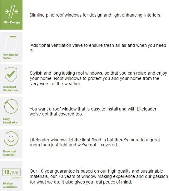 Liteleader Ecolite Icons