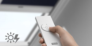 How to reset your VELUX remote control | LB Supplies