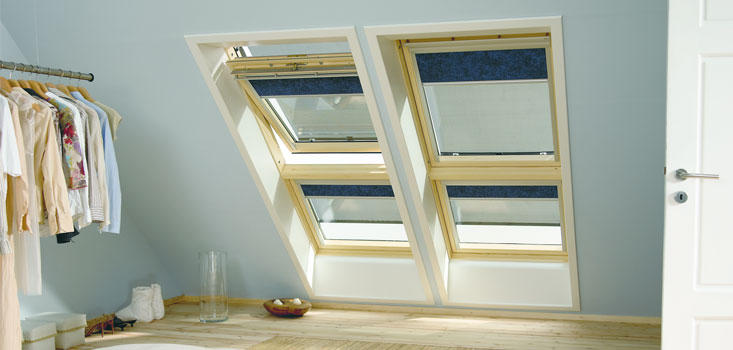 Thermal Blind in Loft conversion