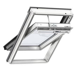 Velux Centre Pivot INTEGRA Electric Roof Window White ...