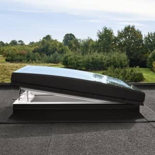 Velux Integra Electric Curved Glass Roof Window Cvp0600601093