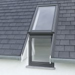 Dakea Vertica Energy Sloping & Vertical Roof Window Pine Finish