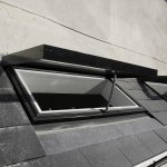 Roof Maker Luxlite Electric Opening Pitched Rooflight