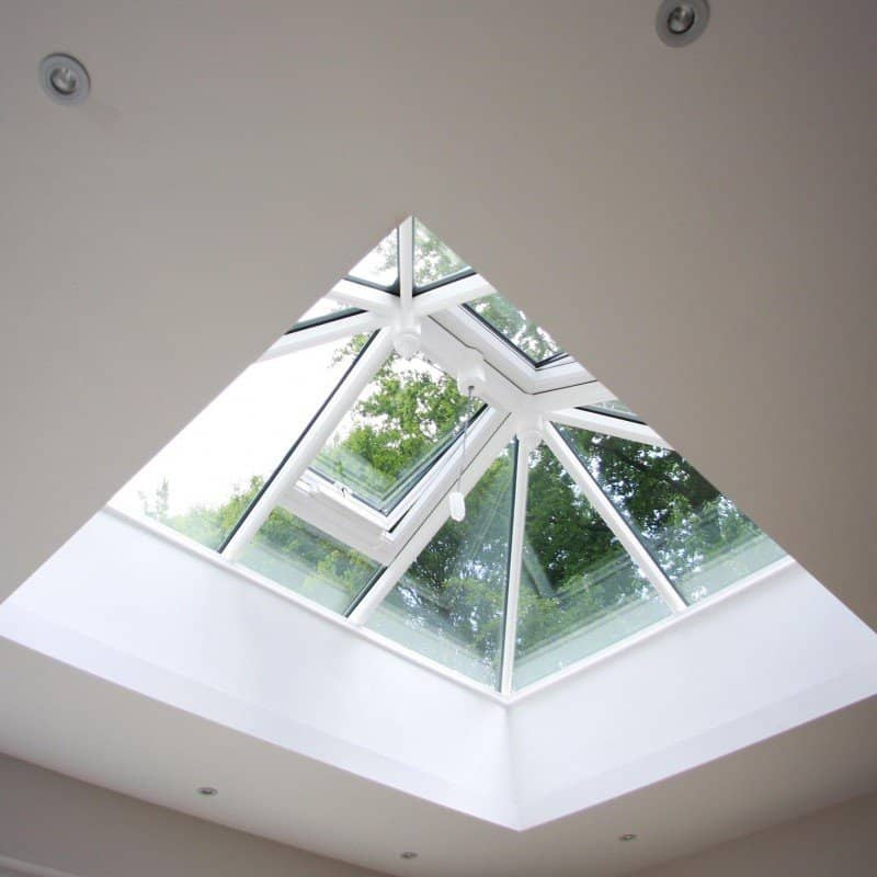 Atlas Roof Vent For Roof Lanterns