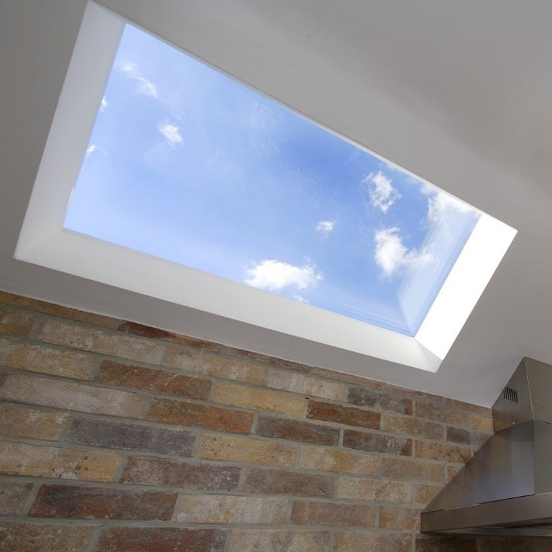 Roof Maker Luxlite Fixed Pitched Rooflight