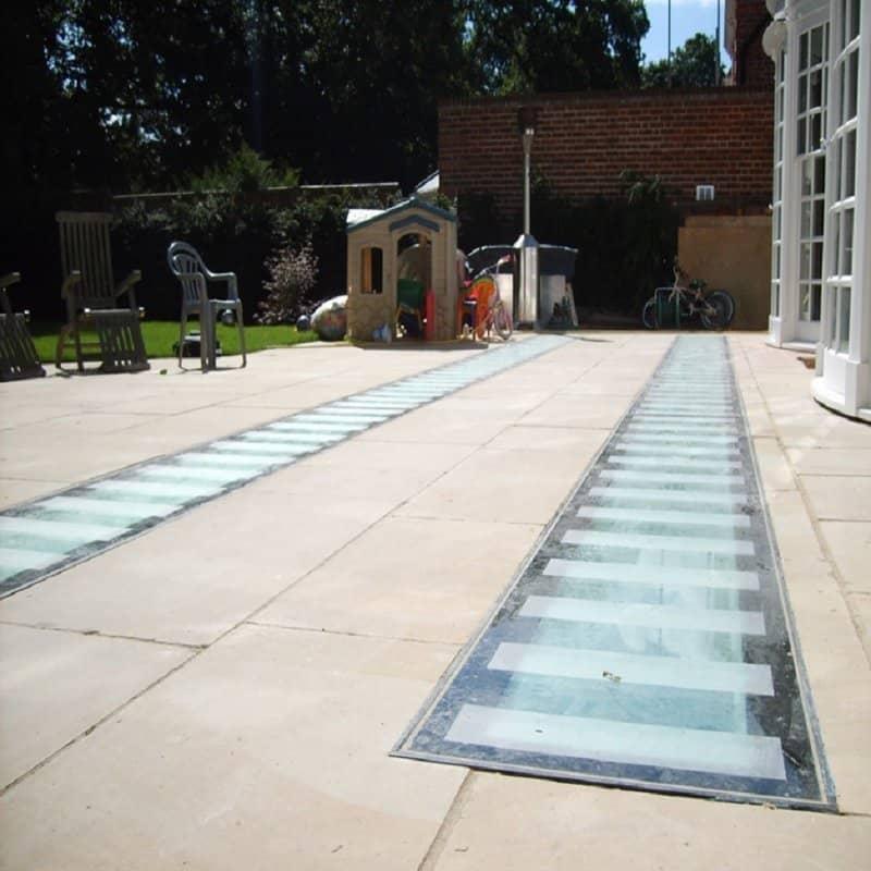 Sunsquare Floorlight Internal Walk On Window Sfiw88sn
