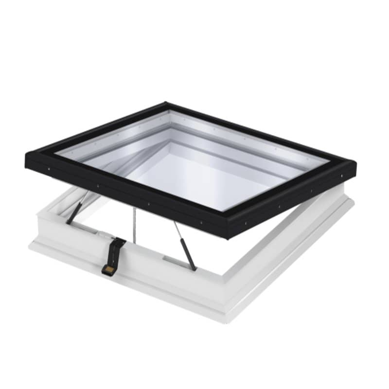 Velux Electric Flat Glass Roof Window Cvp060060s06q