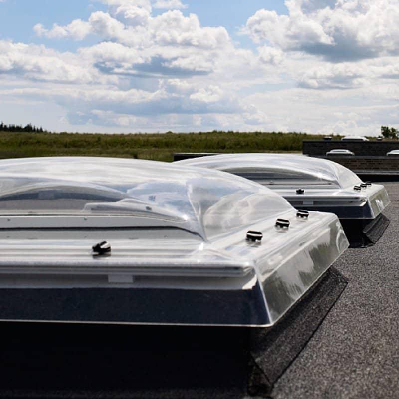Velux Fixed Flat Roof Window Cfps00g