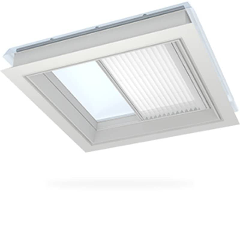 Velux Electric Pleated Blinds Fmg060060 Lb Supplies