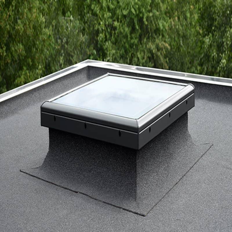 Velux Fixed Flat Glass Roof Window Cfp060060s00m