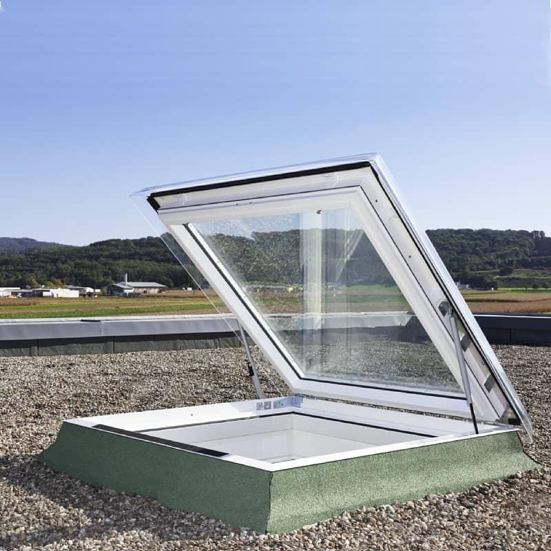 Velux Flat Roof Exit Hatch Cxps04g