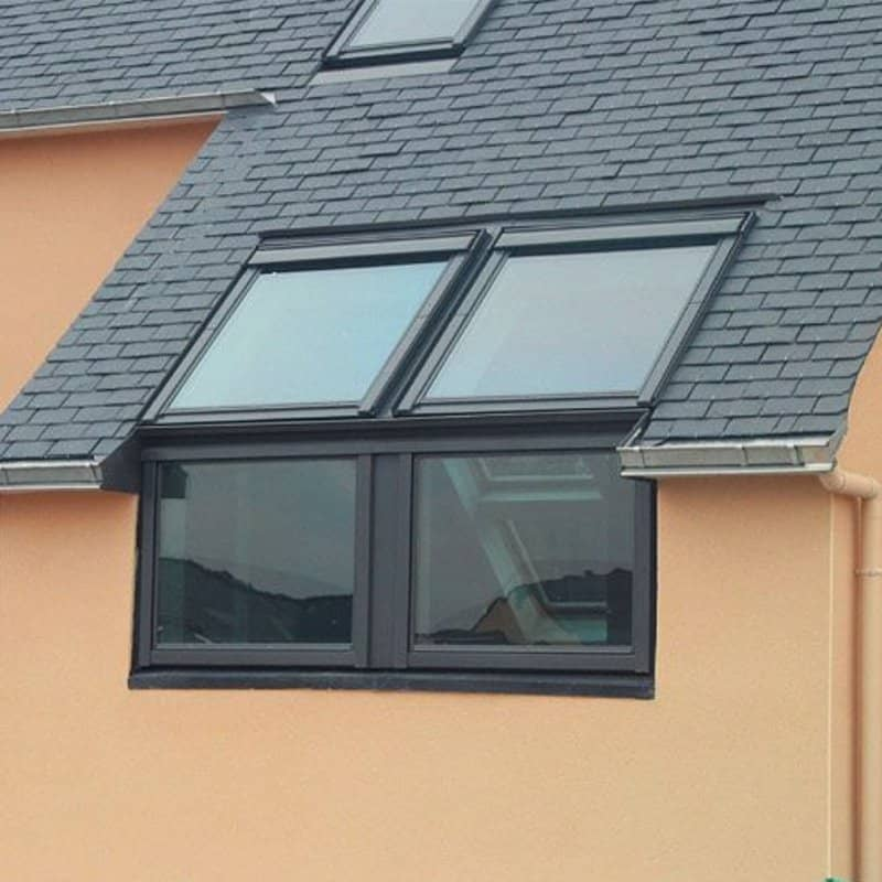 Velux Sloping And Vertical Combination Flashing Eflmk040012