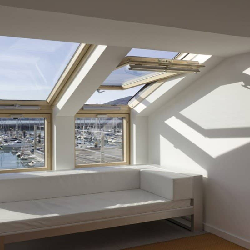 Velux Sloping And Vertical Combination Window Viumk310060