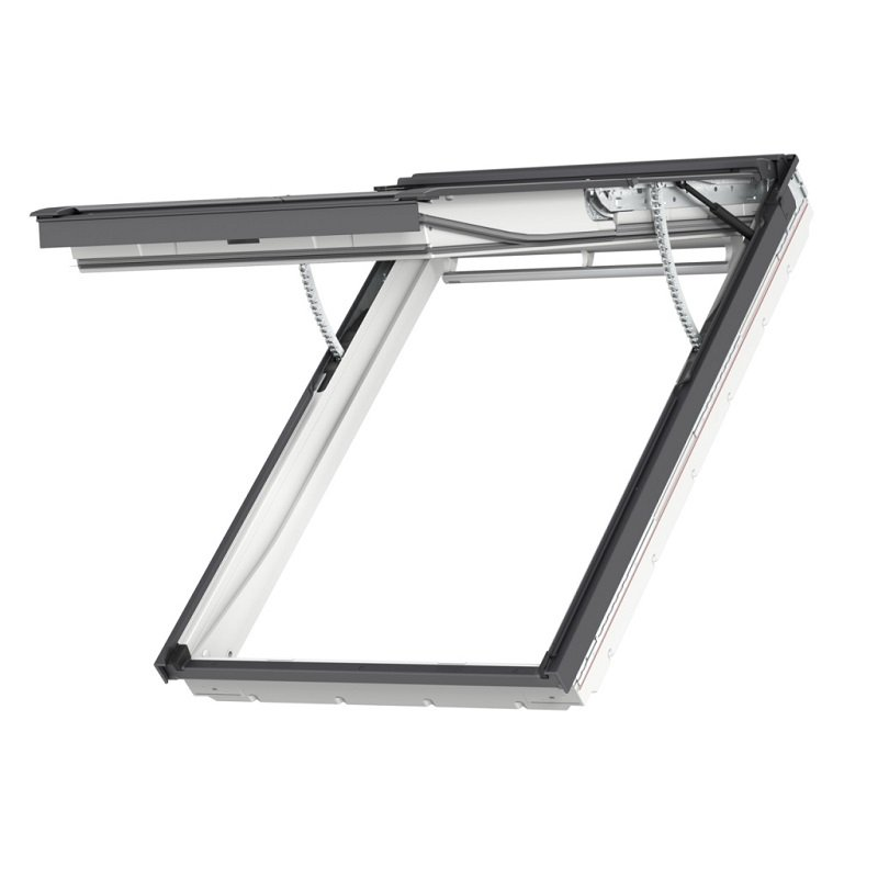 Velux Top Hung Polyurethane INTEGRA Electric Powered Roof ...